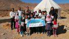 توزیع بسته های لوازم التحریر در مدارس عشایری شهرستان مرودشت