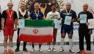 کسب دو نشان طلا وزنه برداری توسط قهرمانان مرودشتی